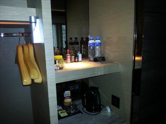 Nathan Hotel : Tea Coffee???