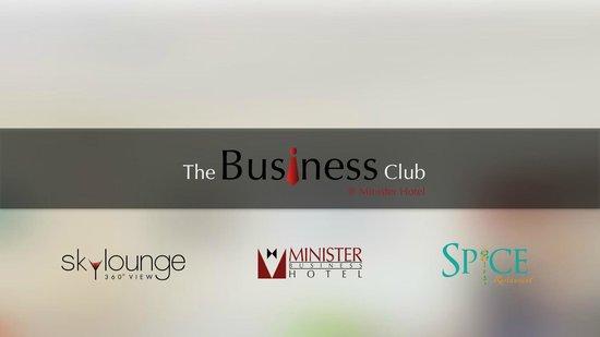 Bilde fra Minister Business Hotel