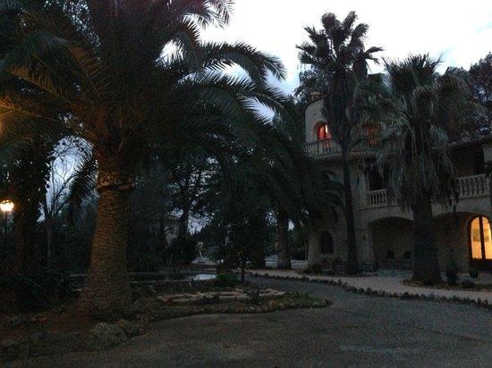 Landhotel Can Davero: Außenansicht