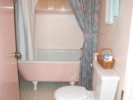 Mrs. Anderson's Lodging House: Bathroom for room 3
