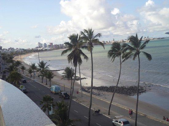 Verdegreen Hotel: Vista do terraço  pela manhã.