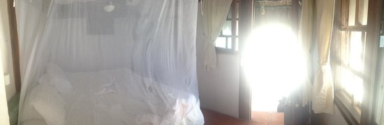 Zamas : Panorama of our room