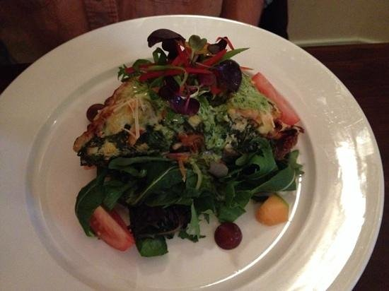 Bacchus Wine Bar: Vegetarian and Tasty