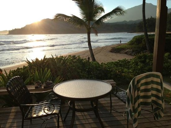 Hanalei Colony Resort: room with a view