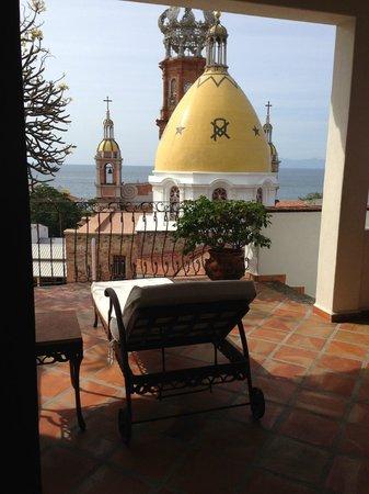 Hacienda San Angel: A view from El Paraiso
