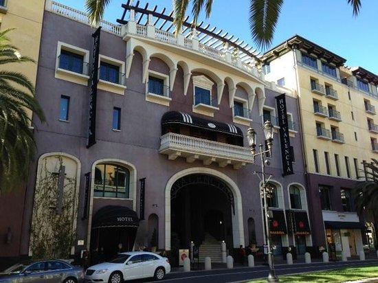 Hotel Valencia - Santana Row: The Hotel Valencia
