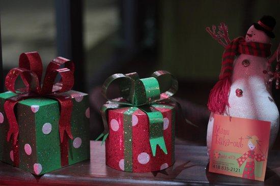 Sushi d'Éli : Noël