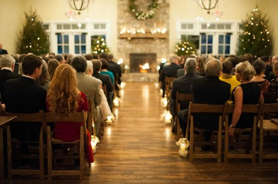 King Family Vineyards: Carriage House Ceremony