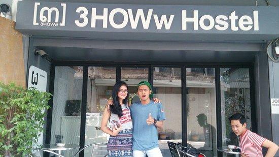 3Howw Hostel Khaosan: Nice hostel