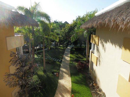 Iberostar Costa Dorada : View from our balcoy