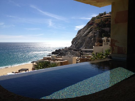 The Resort at Pedregal: My daily view. What's not to love?