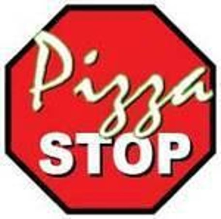 Pizza Stop : Logo