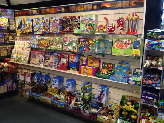RockShop, Ambleside - Toy Department, Cumbria
