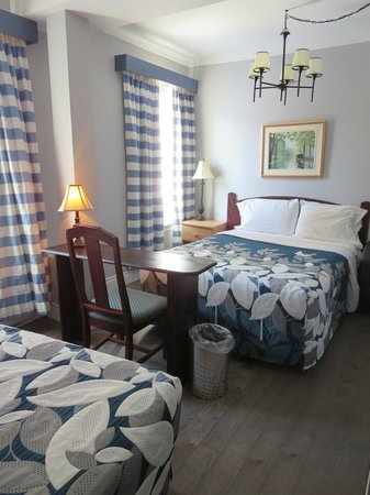 Hotel Jardin Ste-Anne: Standard Room with 2 Double Beds