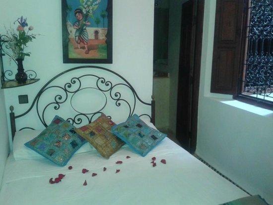 Riad Karim: chambre for 2