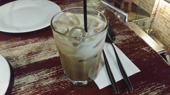 Home Thai Restaurant: Iced Coffee