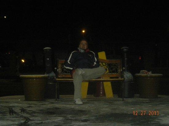 Rodeway Inn Logan International Airport : out of back entrance