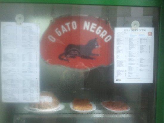 O Gato Negro: Unicos!!