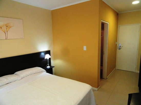 Minas Hotel : Habitacion