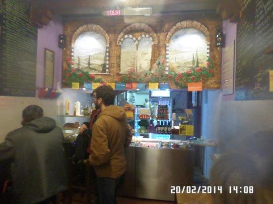 Bello mangiarlo al duomo! - Picture of The Oil Shoppe, Florence ...