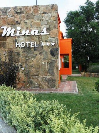 Minas Hotel: Lateral