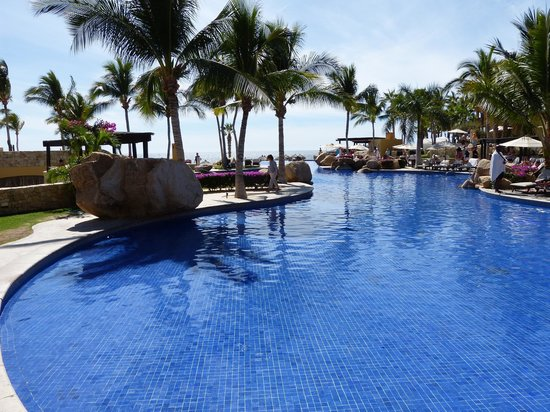Grand Fiesta Americana Los Cabos All Inclusive Golf & Spa: hotel view