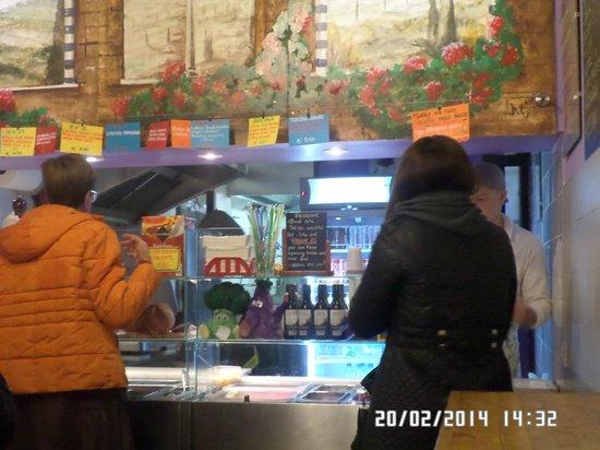 Vari menu' - Picture of The Oil Shoppe, Florence - TripAdvisor