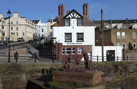 Maryport United Kingdom  city pictures gallery : Exhibits in Maryport Maritime Museum .. Picture of Maryport Maritime ...