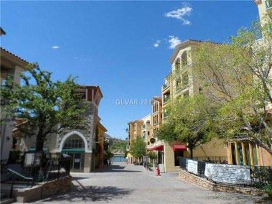 Aston MonteLago Village Resort: main village street
