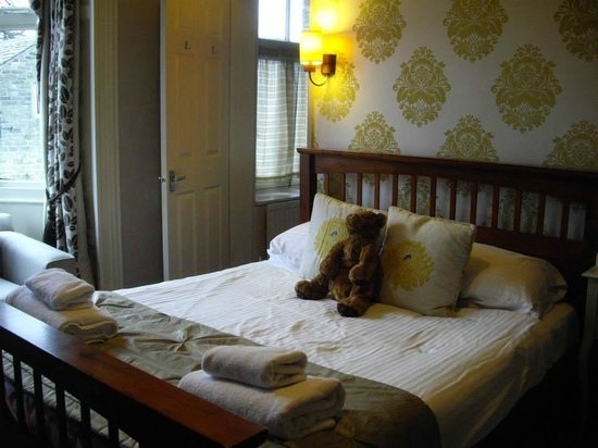 Red Lion Hotel: Room 36, Manor House.