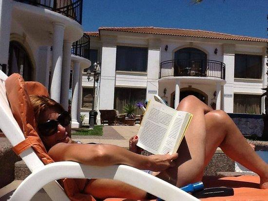 Hotel Serena Dream: descansando en l apileta
