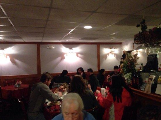 Siam Classic: Dinning area