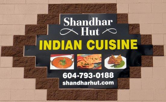 Shandhar Hut: Shandhar Sign