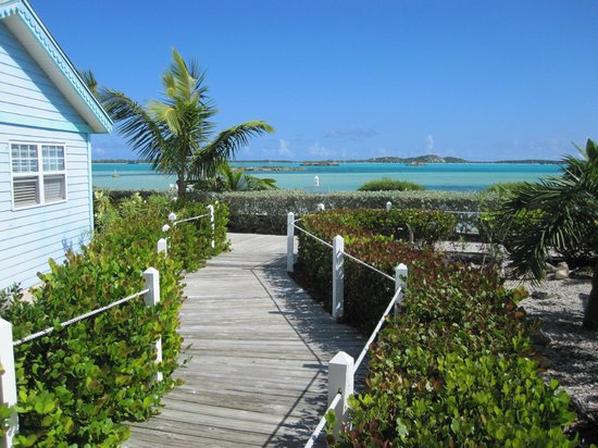 Hideaways at Palm Bay : Our Villa view!