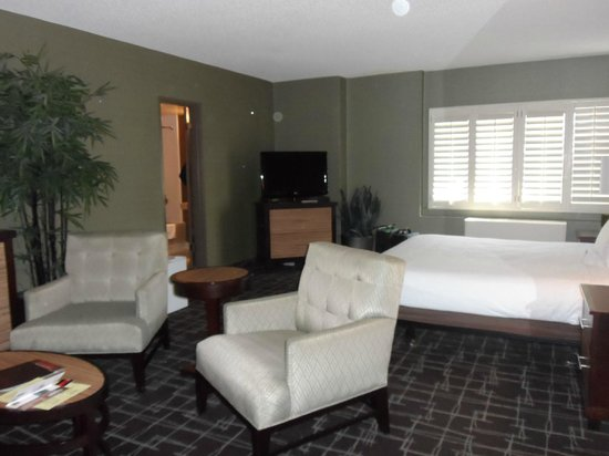 Fremont Hotel and Casino : Suite