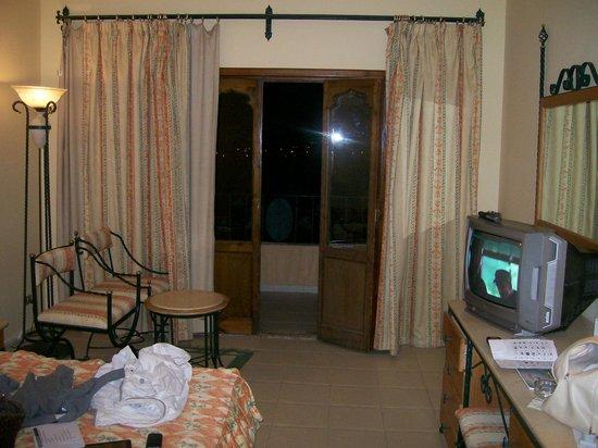 Sunny Days El Palacio Resort & Spa: Our room