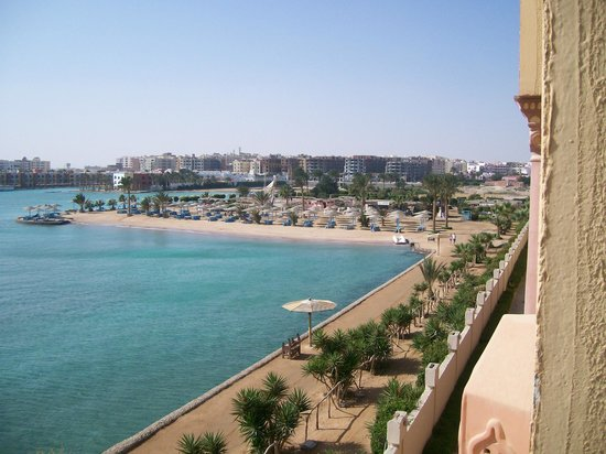 Sunny Days El Palacio Resort & Spa: another grea view from the balcony