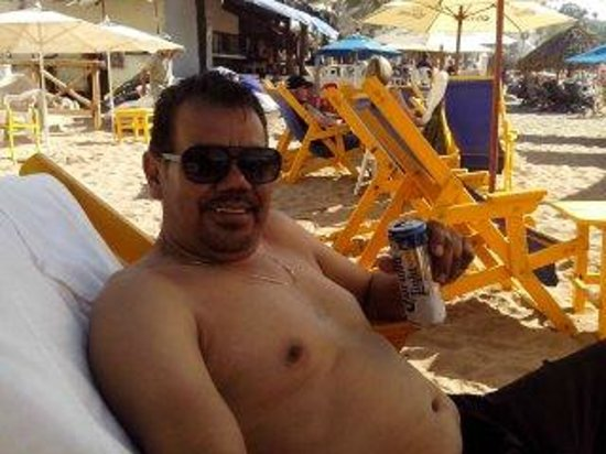 Amaca Hotel: en la playa de los muertos a 100mts del amaca