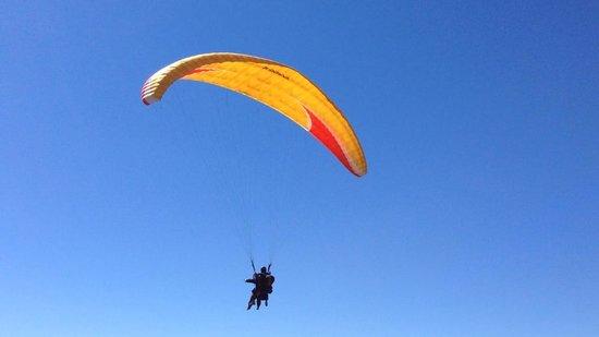 Parapente en Bariloche