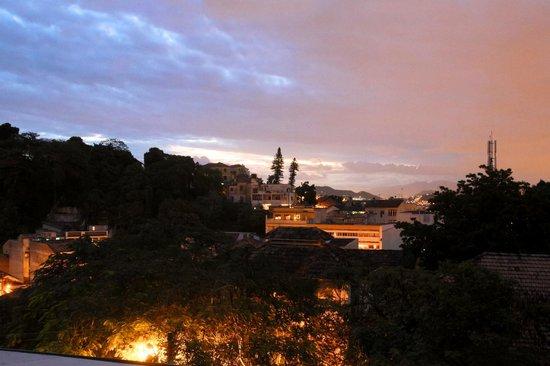 Hotel Santa Teresa MGallery by Sofitel: Blick vom Balkon