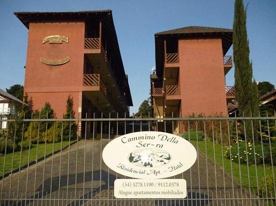 Cammino della serra apart hotel canela 6 fotos for Planimetrie della serra
