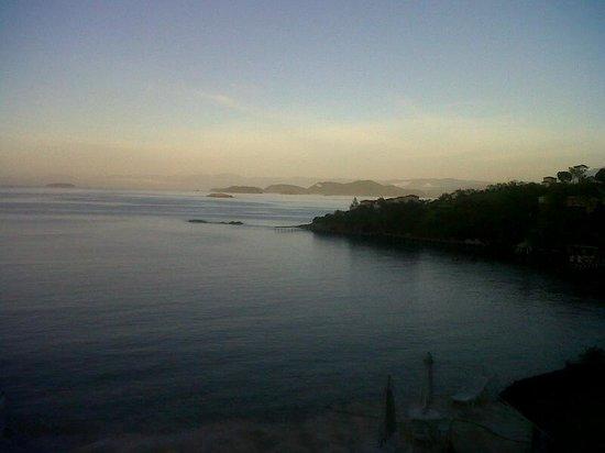 Pousada Ponta do Leste: amanhecer