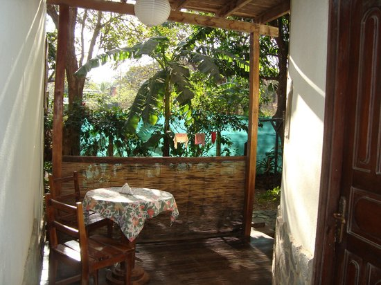 Hotel Mamiri : To the right of room #7