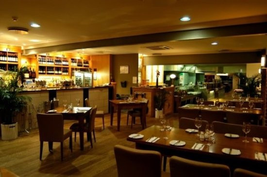 Alfred's Bar & Grill: Dinning room