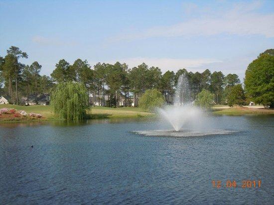 Brunswick Plantation Golf Resort: Trou de golf