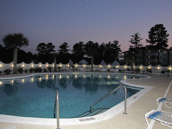 Brunswick Plantation Golf Resort : Piscine