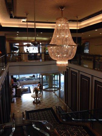 Numazu Riverside hotel: エントランス