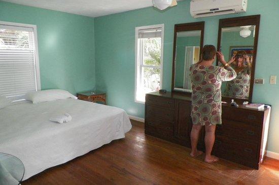 Bananarama Beach and Dive Resort : habitacion