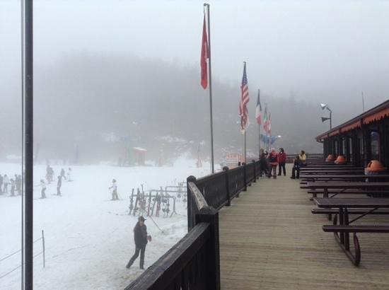Appalachian Ski Mountain: um charme!!!
