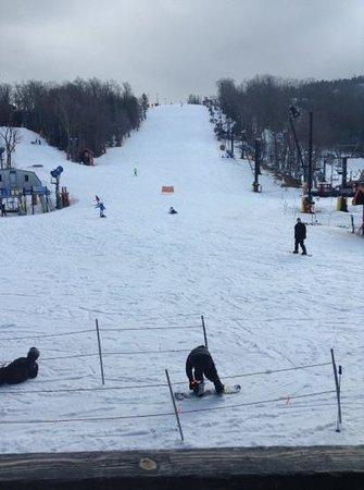 Appalachian Ski Mountain: otima pista!!!